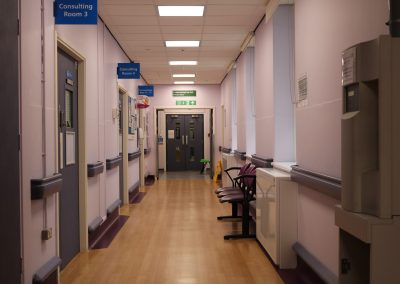 Ambulatory Care Unit St Helier Hospital
