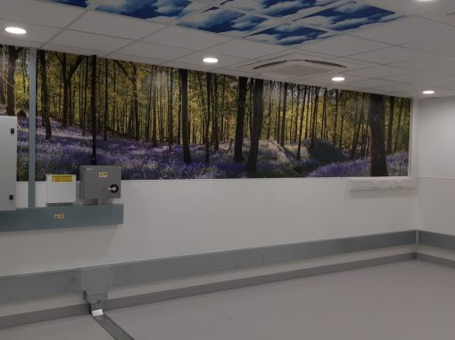 New Gamma Camera Department at Royal Surrey Guildford