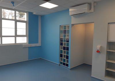 Refurbishment of the Uro-Gynae Department at Leatherhead Hospital