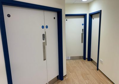 New X-Ray Department at St Helier Hospital