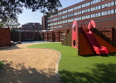 Refurbishment of the Children's Garden