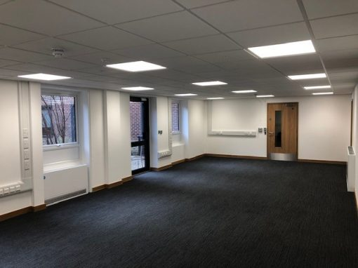 Heatherwood Hospital Office Refurbishment