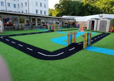 Nursery Garden Refurbishment Project at St Helier Hospital