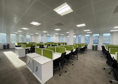 CAT B Fit out Ground/1st Floor to Epsom High Street Horizon Building